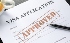 We can apply for a student visa